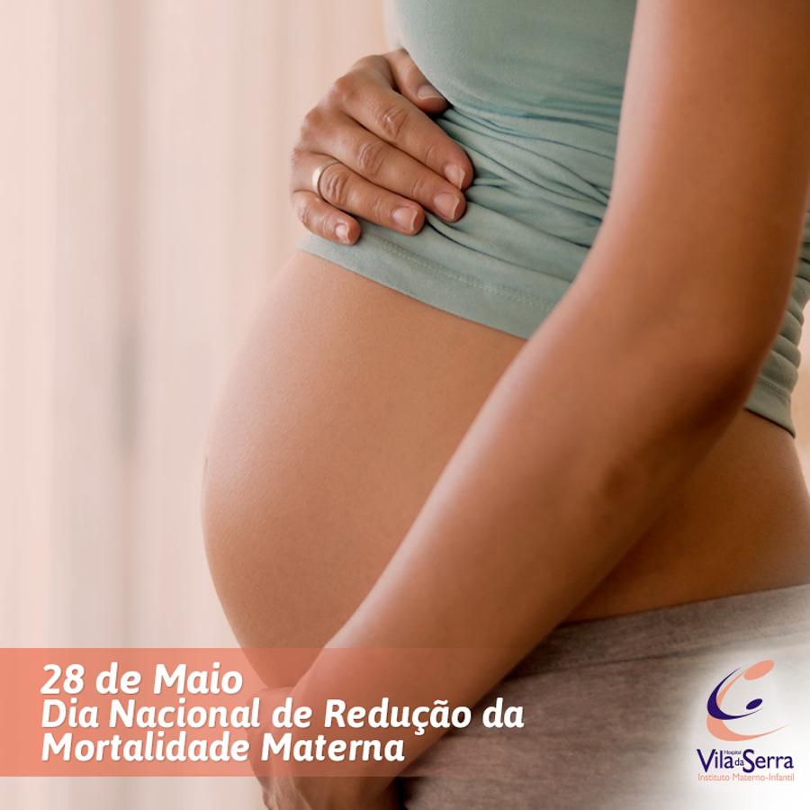Dia nacional de redução da mortalidade materna