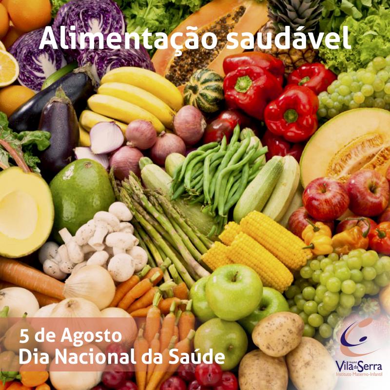Facebook - HVS - 5 de Agosto Alimentação saudavel