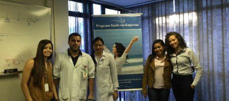 Projeto Saúde nas Empresas - Hospital Vila da Serra